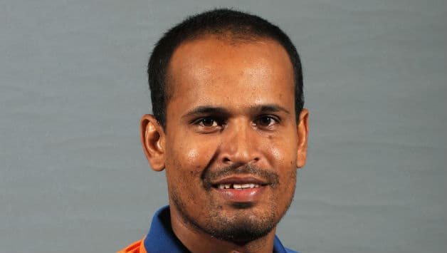 Yusuf Pathan scored a match-winning century for Baroda © Getty Images