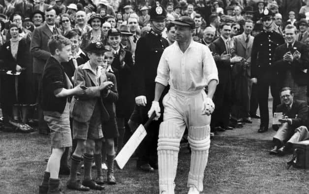Don Bradman amassed 28,067 runs in 234 matches in First-Class cricket © Getty Images