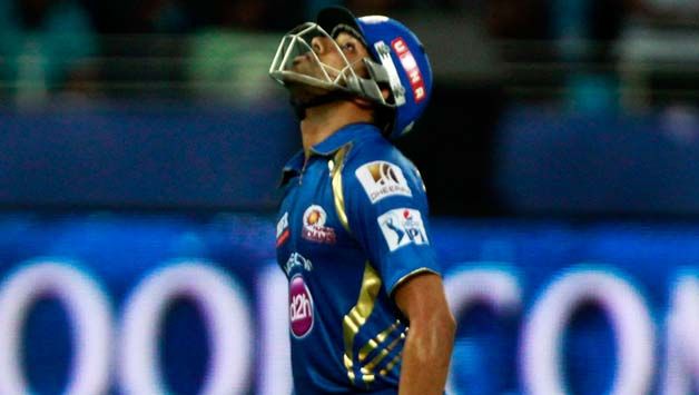 Rohit Sharma has to play a huge role in Mumbai Indians' revival in  IPL 2014 © IANS