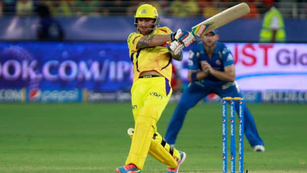 Brendon McCullum was in fine touch for Chennai Super Kings © IANS