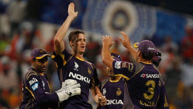 Kolkata Knight Riders have won two and lost two matches in IPL 2014 so far © IANS