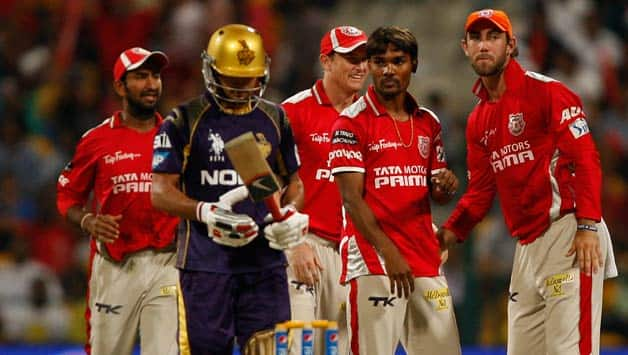 Kings XI Punjab have won all their matches so far in IPL 2014 © IANS