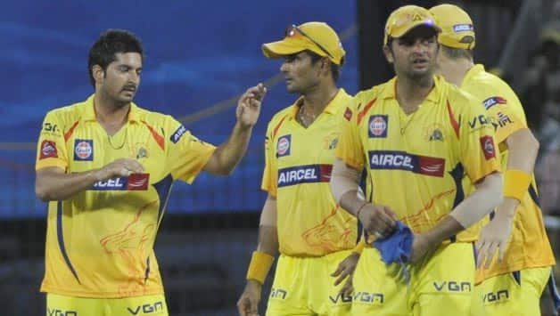 Chennai Super Kings's Indian bowling contingent doesn't look strong this season © IANS (File Photo)