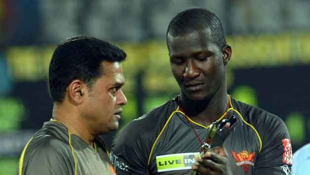 Darren Sammy will look to keep up his good showing for the Sunrisers. © IANS