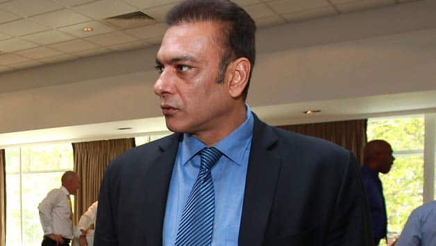 Ravi Shastri was named by the BCCI in the probe-panel for the IPL 2013 betting and spot-fixing scandal © Getty Images