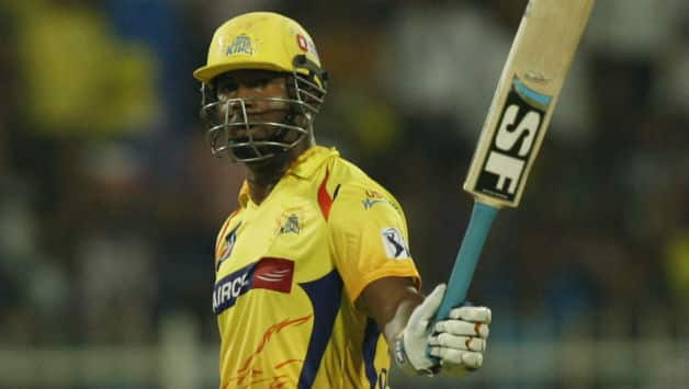 Dwayne Smith top-scored 66 runs off 46 deliveries for Chennai Super Kings © IANS