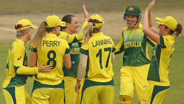 Australia Women will be favourites to win the ICC Women's World T20 2014 final against England © Getty Images