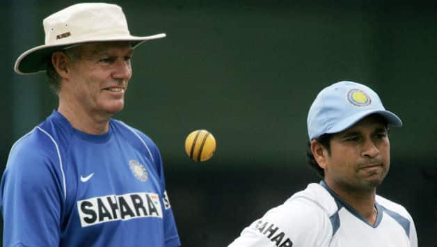 Greg  Chappell (left) said that Sachin Tendulkar grew up in an era where his heroes were stars in the longest format of the game © IANS