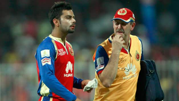 Royal Challengers Bangalore were completely outplayed in their last match against Rajasthan Royals on Saturday © IANS