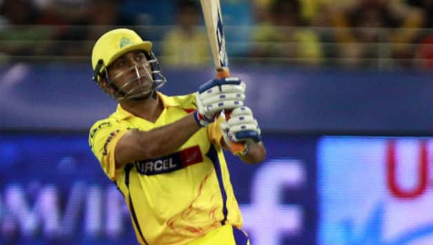 MS Dhoni has inspired his team back to winning ways ©  IANS