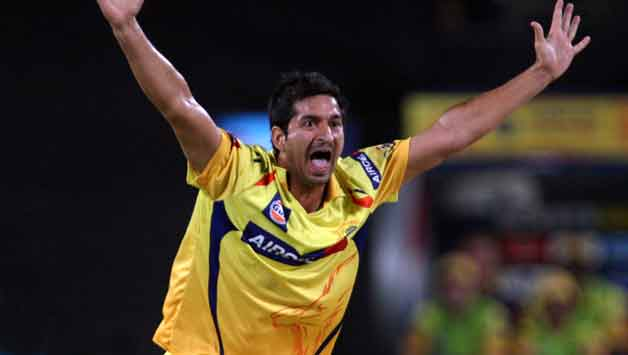 Mohit Sharma has been a fine bowler for CSK in IPL © IANS