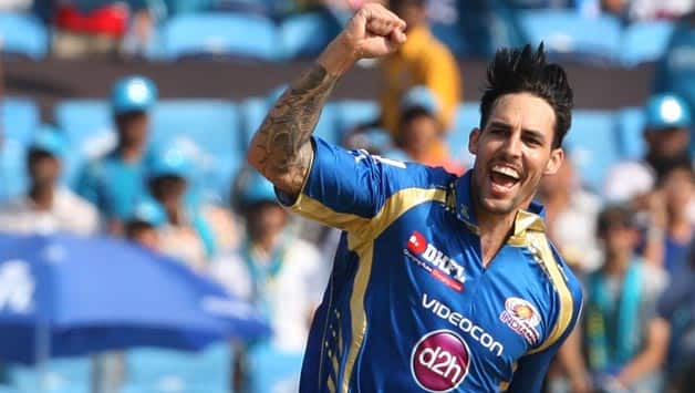 One of the most feared bowlers in international cricket today, Mitchell Johnson was not retained by the Mumbai Indians © IANS