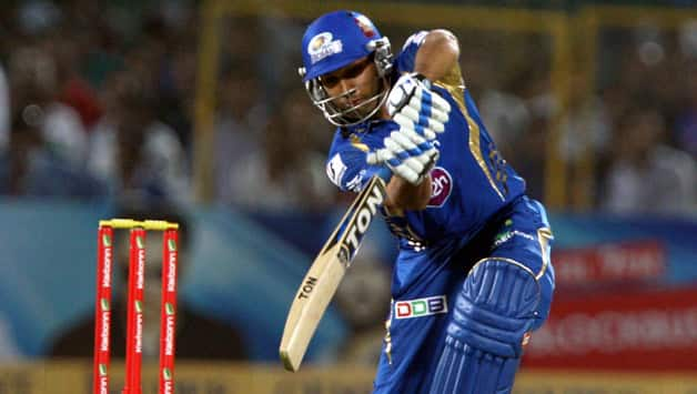 Click here for IPL 2014 Schedule: Match time table for IPL 7   Click here for IPL 2014 Schedule & Results Rohit Sharma will to deliver the goods against Kolkata Knight Riders © IANS