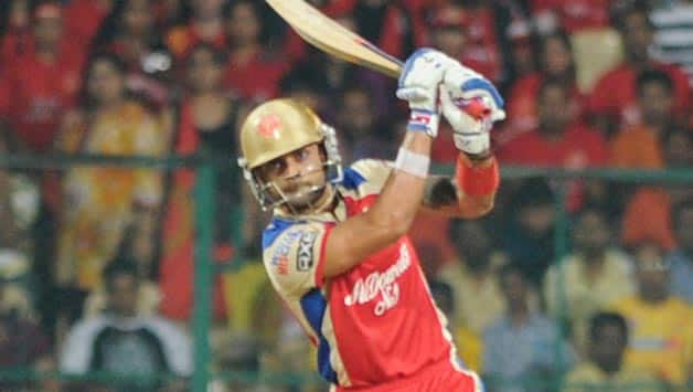 Despite being dropped twice, Virat Kohli was at the thick of things and saw RCB to victory. © IANS (File Photo)