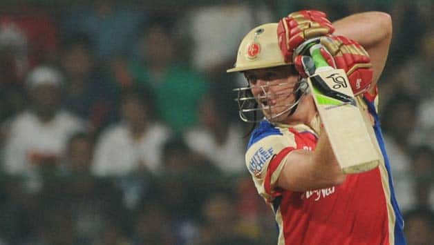 South African ODI captain Ab de Villiers is one of the most watched players in the IPL © IANS