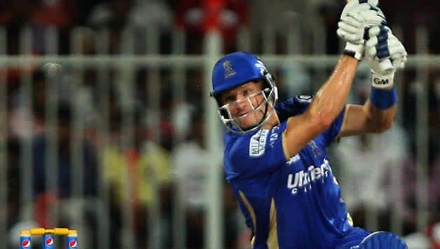Rajasthan Royals will depend on Shane Watson to fire © IANS