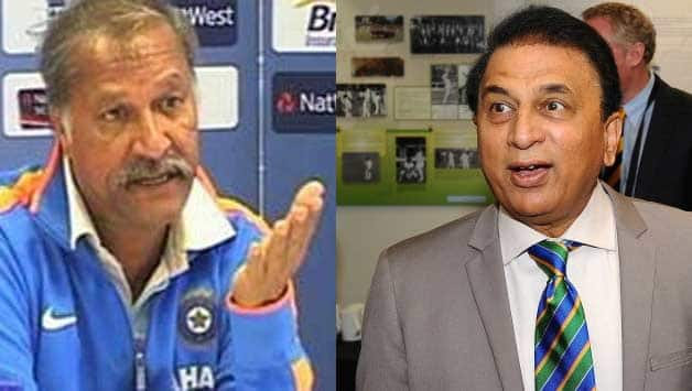 Sunil Gavaskar (above) and Shivlal Yadav have the ability to steer India through troubled waters © Getty Images