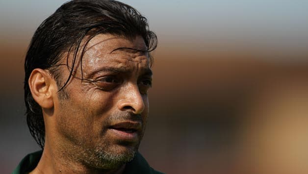 Shoaib Akhtar © Getty Images