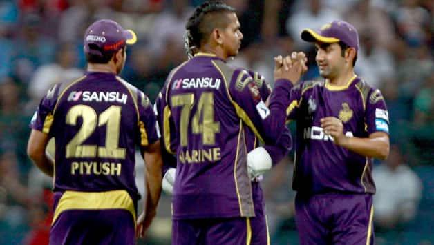 Sunil Narine has been as unreadable as ever © IANS