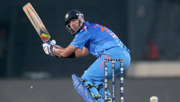 MS Dhoni refuses to comment on Yuvraj Singh's performance after Sri Lanka beat India in ICC World T20 2014 final