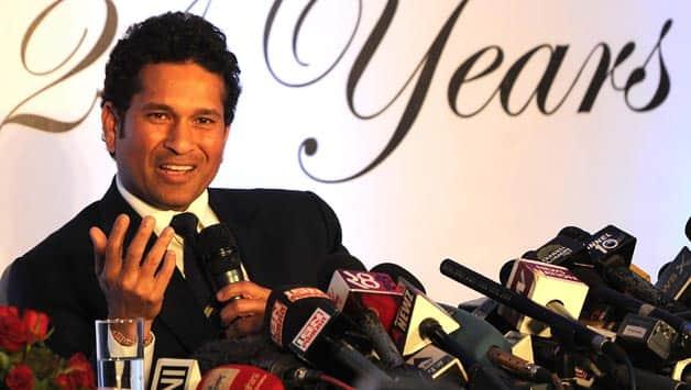 Sachin Tendulkar had a glittering career for 24 years © IANS
