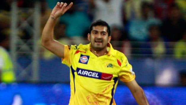 Mohit Sharma is the leading wicket taker in IPL 2014 © IANS