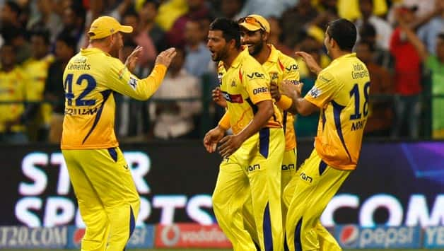 Chennai Super Kings put in a clinical performance to kick-start the India leg of the IPL 2014 © IANS (File Photo)