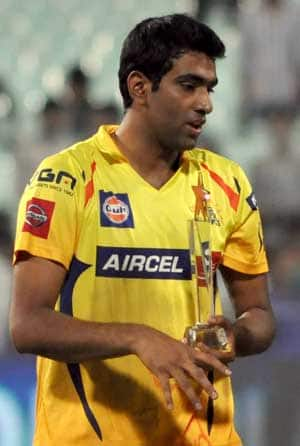 Ravichandran Ashwin took three wickets for CSK © IANS (File Photo)