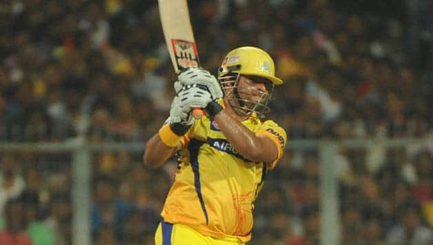 Suresh Raina has been consistent with the bat for Chennai Super Kings © IANS