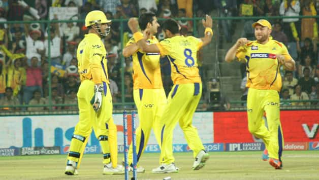 Chennai Super Kings have already qualified for the IPL 7 play-offs © IANS