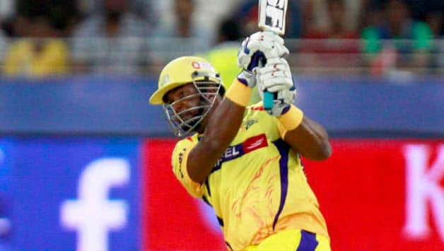 Dwayne Smith has been in great form for Chennai Super Kings © IANS
