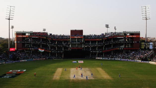 Ferozeshah Kotla © Getty Images