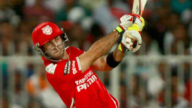 Kings XI Punjab's Glenn Maxwell been a revelation with his pyrotechnics © IANS