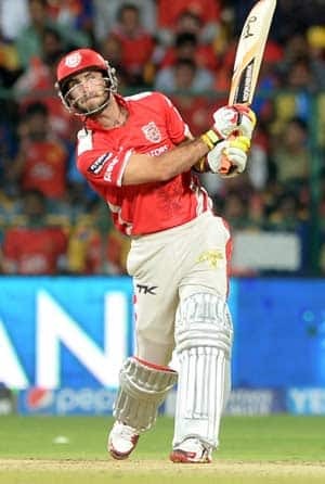 Glenn Maxwell has been in prime form in IPL 7 © IANS