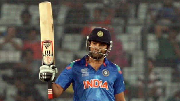 Rohit Sharma is most likely to captain the side during the Bangladesh tour  © IANS