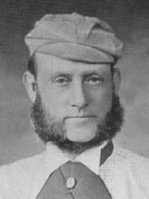 James Southerton took four wickets in the first innings for Surrey. He then took a further seven wickets in MCC's second innings. Photo Courtesy: Wikimedia Commons.