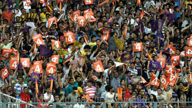 The Eden Gardens lost out on Kolkata Knight Riders' first home match on May 14 due to security related issues in the wake of Lok Sabha elections © IANS