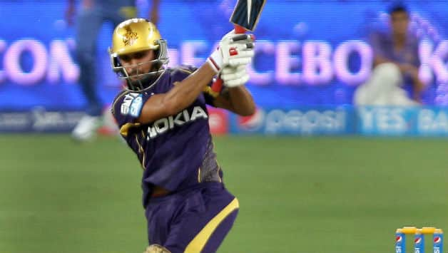 Manish Pandey has been in good form for the Knight RIders © IANS