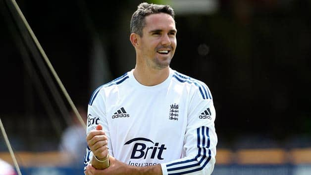 """Kevin Pietersen (above) labeled Paul Downton's remarks against him as """"wholly untrue"""" © Getty Images"""