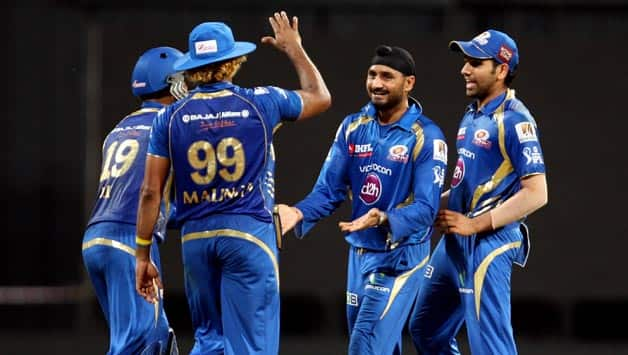 Mumbai Indians will be hoping that playing at Wankhede Stadium will change their fortunes in IPL 2014 © IANS (File Photo)