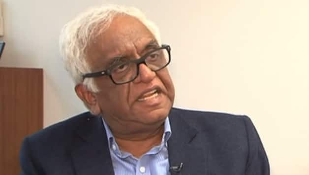 Mukul Mudgal © Screen grab of footage from livemint