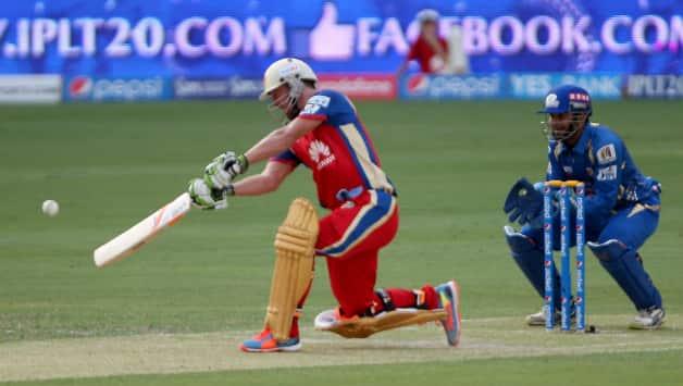 AB de Villiers © IANS (File Photo)