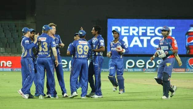 Rajasthan Royals convincingly beat Delhi Daredevils in IPL 7 © IANS