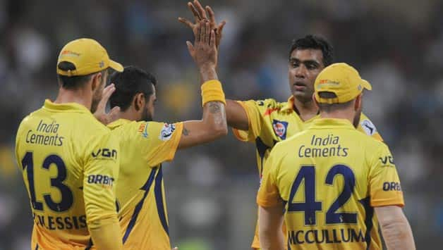 Chennai Super Kings lost their way a bit during the second half of the league phase in IPL 7 © IANS