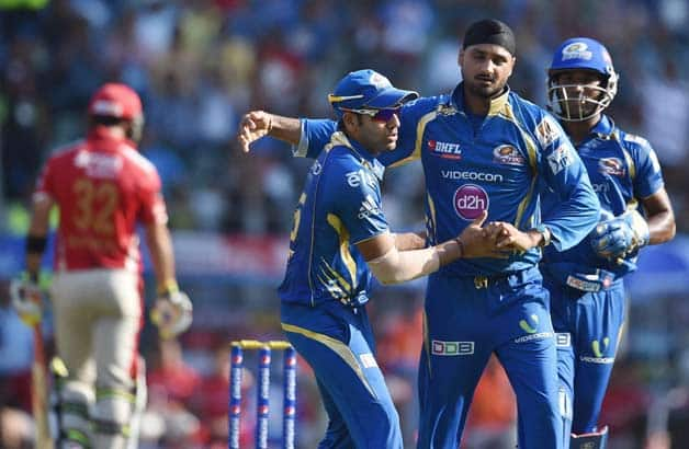 Mumbai Indians are already out of contention for a spot on the playoffs © PTI