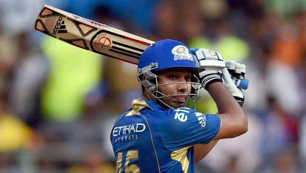 Rohit Sharma said Mumbai Indians were consistent as they won seven of their last nine games © PTI