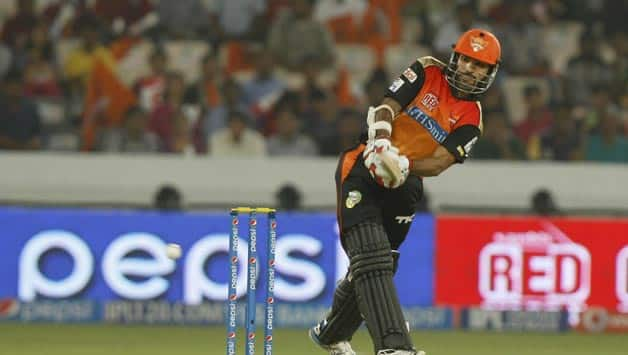 Under Shikhar Dhawan's captaincy, Sunrisers Hyderabad have done reasonably well in IPL 2014 © IANS