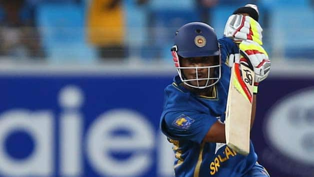 Dinesh Chandimal countered the tough conditions on view against Ireland well © Getty Images (File Photo)