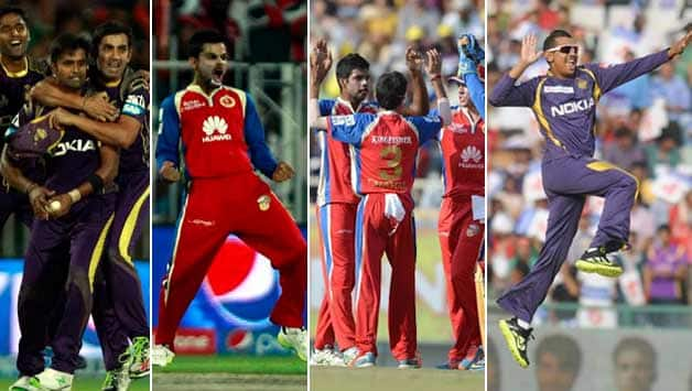 If Kolkata Knight Riders win this match, they are through to the playoffs © IANS