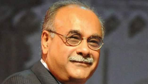 Najam Sethi © AFP